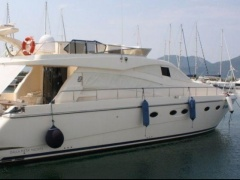 Dalla Pieta 59 Fly Flybridge Yacht