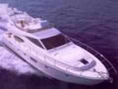 Ferretti 550 fly Flybridge Yacht