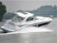 Viper 323 HT mit LP Bodensee Iate a motor