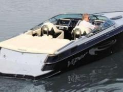 Viper 283 Toxxic mit LP am Bodensee Yate de motor