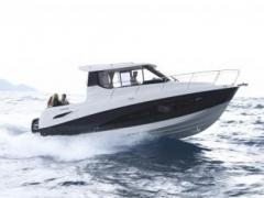 Quicksilver Active 855 Cruiser Pilothouse Boat