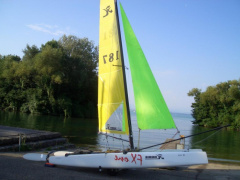 Hobie Cat FX-One Catamarano