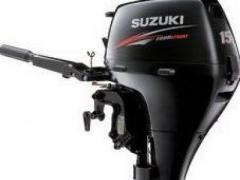 Suzuki DF 15 AS