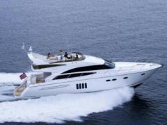 Princess 62 Flybridge Yacht