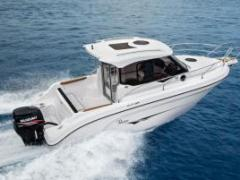 Ranieri International CLF 25 Pilothouse Boat