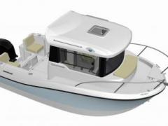 Quicksilver Pilothouse 555 Daycruiser