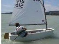 Regatta Optimist Segelboot Bateau de sport