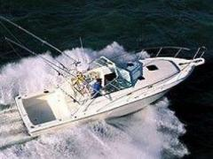 Pursuit 3000 Express Deck Boat