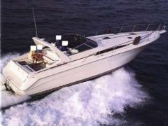 Sea Ray 440 Sundancer- Caterpillar Motoryacht