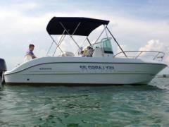 Sessa KEY LARGO 22 DECK Daycruiser