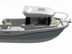Quicksilver Captur 555 Pilothouse / Nuova Bateau de sport