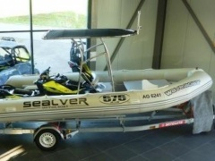 FFW Sealver WAVE-BOAT 575-S Sportboot