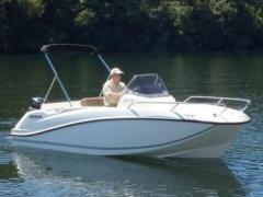 Quicksilver ACTIV 505 OPEN , Mercury 80CV