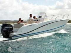 Quicksilver ACTIV 605 OPEN , Mercury 150 EFI Deck-boat