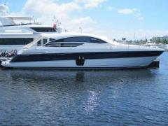 Pershing 64 ht Hard Top Yacht