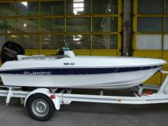 Olympic 400 CC Sport Boat