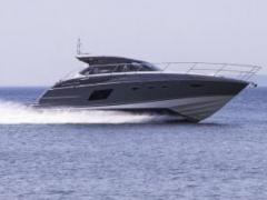 Princess V48 Deck Salon Cruiser Yacht
