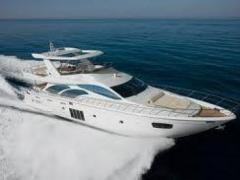 Azimut 78 Fly Ew 2010 Flybridge Yacht