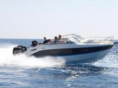 Quicksilver ACTIV 805 CRUISER , Verado 300 XL Kajütboot