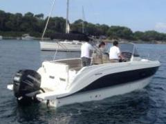 Quicksilver ACTIV 805 SUNDECK , Mercury 300XL Day Cruiser