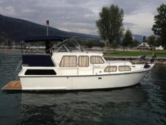 Aquanaut 950 Pilothouse