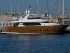 Fipa Italiana Fipa Group Maiora 27 Flybridge Yacht