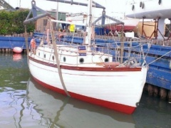 David Hillyard 8 ton Kielboot