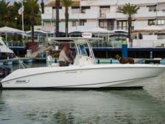 Boston Whaler 270 Outrage Deckboot