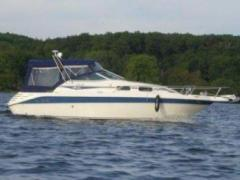Sea Ray Express Crusier 250 Sportboot