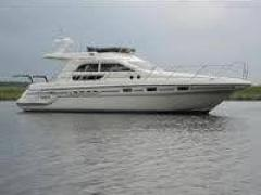 Sealine Statesman 420 Flybridge Yacht