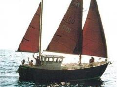 Northshore Fisher 30 Motorsailer