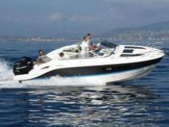 Quicksilver Activ 805 Cruiser 175 PS Trailer Semicabinato