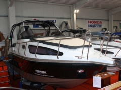 Aqualine 750 Cuddy Cabin