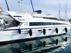 Conam Chorum 54 Ciprea Flybridge Yacht