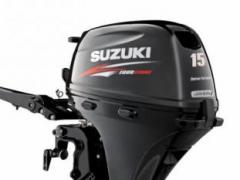 Suzuki DF15AL Lean Burn Outboard