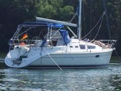 Hunter 326 Segelyacht