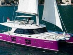 Sunreef 58 Catamarano