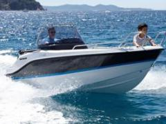 Quicksilver Activ 455 Open inkl. zus. Optionen Bateau de sport