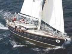Oyster 62 Galloper of Hamburg Segelyacht