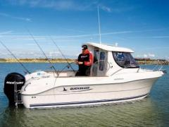 Quicksilver Captur 640 Pilothouse Cabinato