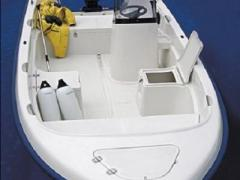 Quicksilver Captur 500 Fish Barca da Pesca