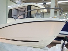 Quicksilver 555 Pilothouse Pilot House Boat