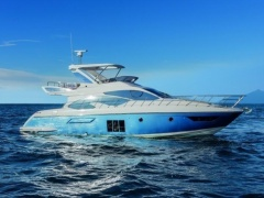 Azimut 53 Fly (2010) Hard Top Mwst. bezahlt Flybridge Yacht