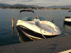 Sea Ray 260 SD Sundeck Bowrider-vene
