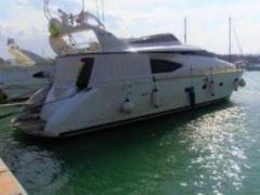 Maiora 20 S Fly Flybridge Yacht