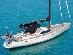 Oyster 72 Solitaire Yate a vela