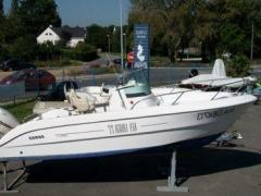 Sessa Key Largo 22 Deck-boat