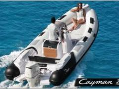 Ranieri International Cayman 21S Festrumpfschlauchboot