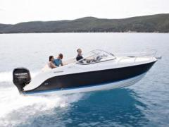 Quicksilver ACTIV  595 Cruiser  Mercury 150 EFI Kabinenboot
