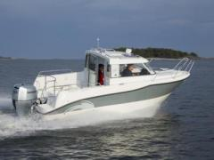 AMT 215 PH Pilothouse Boat